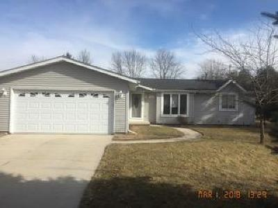 Ozaukee County Single Family Home Active Contingent With Offer: 140 East Ln