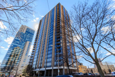 Milwaukee Condo/Townhouse Active Contingent With Offer: 929 N Astor St #2602,  2