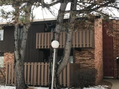 Glendale Condo/Townhouse For Sale: 6999 N Green Bay Ave #C