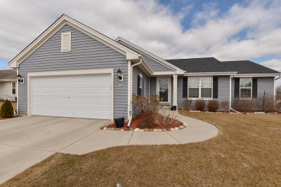 Waukesha Single Family Home Active Contingent With Offer: 3100 Engler Dr