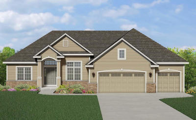 Mukwonago Single Family Home For Sale: 1315 Regees Rd #Lt84
