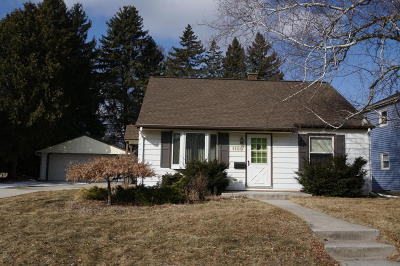 Grafton Single Family Home Active Contingent With Offer: 1109 5th Ave