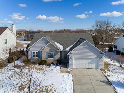 Saukville Single Family Home Active Contingent With Offer: 308 S Pheasant Pl