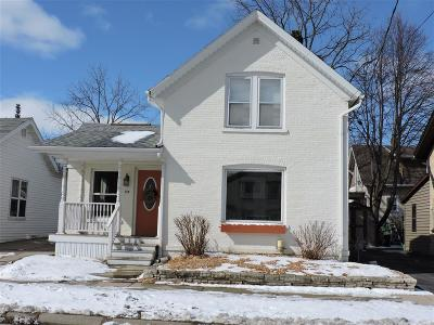 Watertown Single Family Home Active Contingent With Offer: 218 N Water St