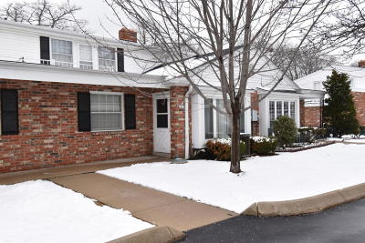 Greenfield Condo/Townhouse Active Contingent With Offer: 4903 W Colonial Ct