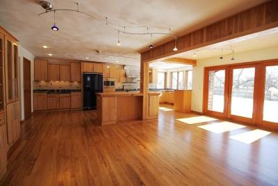 Whitewater Single Family Home Active Contingent With Offer: W9675 W Homburg Ln.