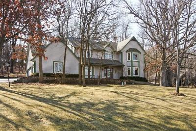 Mukwonago Single Family Home Active Contingent With Offer: S84w32377 Jericho Rd
