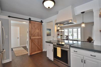 Brookfield Single Family Home Active Contingent With Offer: 19050 Benington Dr