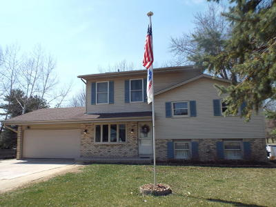 West Bend Single Family Home For Sale: 6739 Jansen Dr