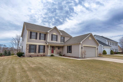 Franklin Single Family Home Active Contingent With Offer: 8819 W Whispering Oaks Ct