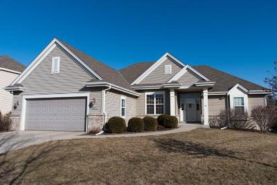 Jackson WI Single Family Home Active Contingent With Offer: $310,000