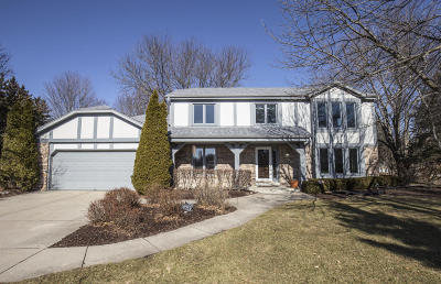 Brookfield Single Family Home Active Contingent With Offer: 17150 W Greenwood Ct