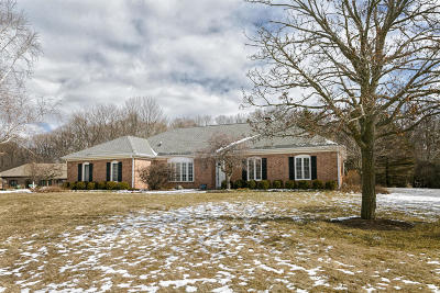 Brookfield Single Family Home For Sale: 1510 Barrington Woods Dr