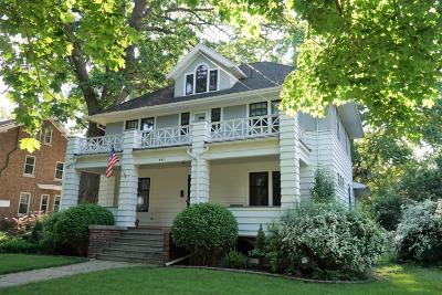 Watertown Single Family Home For Sale: 901 S 7th St