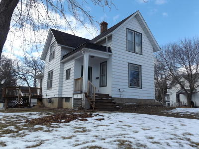 Fort Atkinson WI Single Family Home For Sale: $149,900