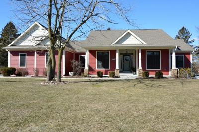 Racine County Single Family Home Active Contingent With Offer: 6444 Charles St