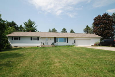 Watertown Single Family Home For Sale: W2946 Ranch Rd