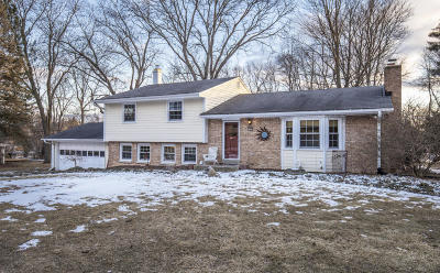 Brookfield Single Family Home For Sale: 17865 Maple Tree Ln