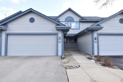 Mukwonago Condo/Townhouse Active Contingent With Offer: 907 Bay View Cir #3
