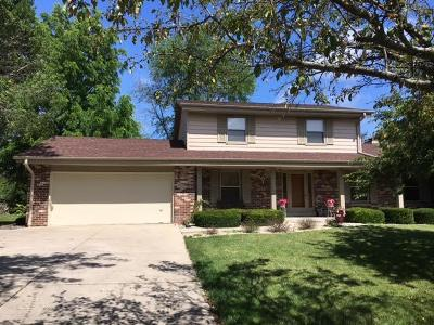 Greenfield Single Family Home Active Contingent With Offer: 10048 W Meadow Dr