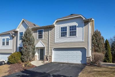 Brookfield Condo/Townhouse Active Contingent With Offer: 390 Jennifer Ln