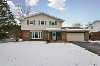 Saukville Single Family Home Active Contingent With Offer: 509 W Whitegate Dr