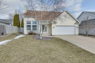 Pleasant Prairie Single Family Home Active Contingent With Offer: 3340 124th St