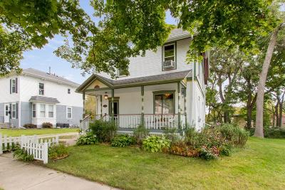 Whitewater Single Family Home For Sale: 325 S Cottage St