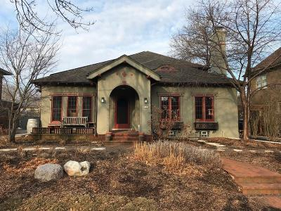Milwaukee County Single Family Home Active Contingent With Offer: 3535 N Hackett Ave