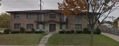 Milwaukee Multi Family Home Active Contingent With Offer: 6407 N 67th St