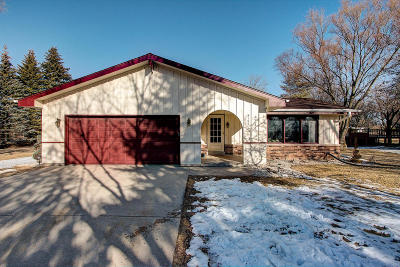 Germantown Single Family Home Active Contingent With Offer: W164n9976 Robins Way