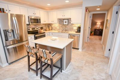 Pewaukee Condo/Townhouse Active Contingent With Offer: N17w26873 E Fieldhack Dr #A