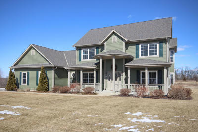 Richfield Single Family Home Active Contingent With Offer: 3654 High Ridge Dr