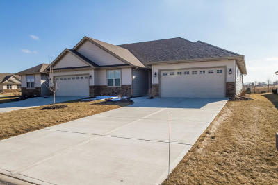 Racine County Condo/Townhouse For Sale: 10207 Prairie Crossing Dr #B