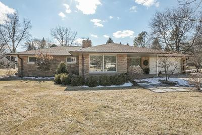 Thiensville Single Family Home Active Contingent With Offer: 575 Rosedale Dr