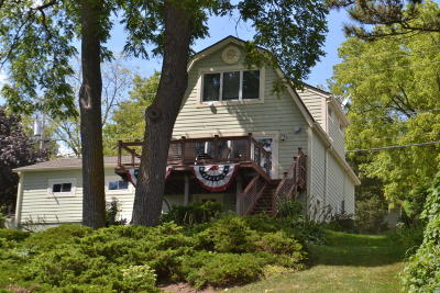 Racine County Single Family Home For Sale: 125 Riverside Dr