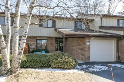 Mequon Condo/Townhouse Active Contingent With Offer: 12814 N Colony Dr