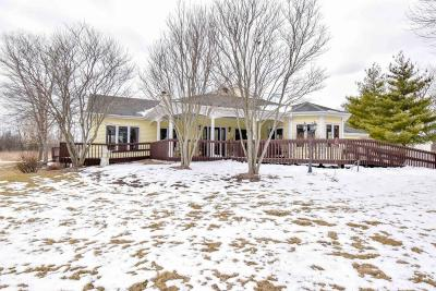 Grafton Single Family Home For Sale: 2191 Cty Road I