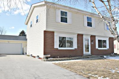 Saukville Single Family Home Active Contingent With Offer: 229 S Regis Rd