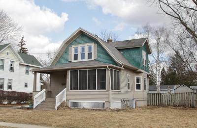 Watertown Single Family Home Active Contingent With Offer: 1015 S 9th St
