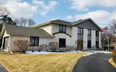 Brookfield Single Family Home Active Contingent With Offer: 3245 Town Crier Ct