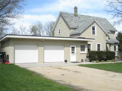 Port Washington Single Family Home For Sale: 3463 Green Bay Rd