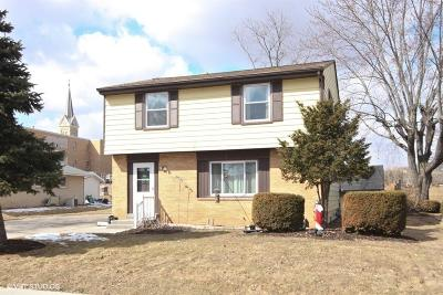 Slinger Single Family Home Active Contingent With Offer: 103 Central Ave