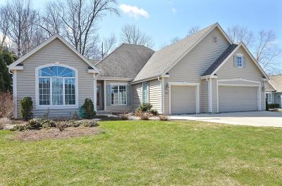 Cedarburg Single Family Home For Sale: N34w7525 Lincoln Blvd