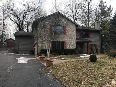 Delafield Condo/Townhouse Active Contingent With Offer: 1400 Wilderness Tr