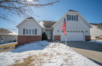 Kewaskum Single Family Home For Sale: 489 Reagan Rd