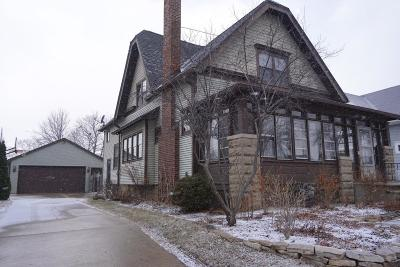 West Allis Single Family Home For Sale: 1959 S 79th St