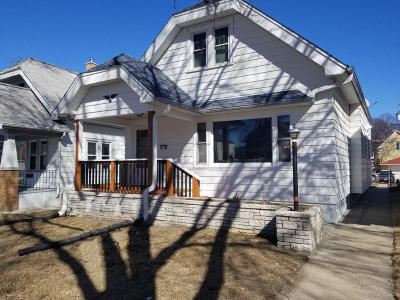 West Allis Single Family Home For Sale: 2174 S 79th St