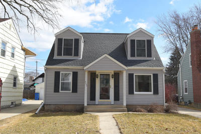 Whitefish Bay Single Family Home For Sale: 4782 N Woodruff Ave