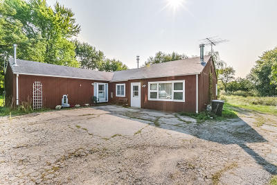 Bristol Single Family Home Active Contingent With Offer: 11314 Bristol Rd